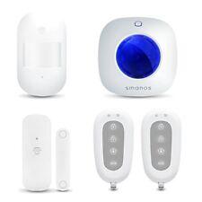 Smanos S105eu Kit D'alarme sans fil pour Maison