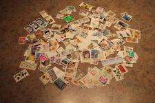 Briefmarken Briefmarkenpaket Sammlung lose gestempelt Deutschland und weltweit