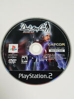 Devil May Cry Demo CD (Sony PlayStation 2, 2001, PS2) - Disc Only, Tested