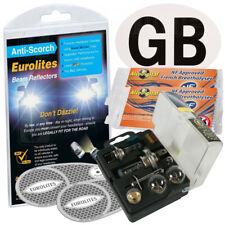 Faro De Haz Conversores de alcohol Breathalyser GB Imán Deflector Bombilla De Repuesto Kit