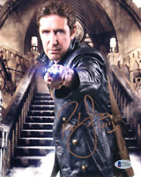PAUL MCGANN SIGNED AUTOGRAPHED 8x10 PHOTO #8 DR. DOCTOR WHO BBC BECKETT BAS