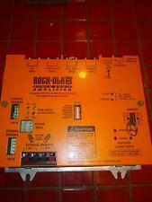 """Rockola jukebox parts Amplifier 70038-1A for """"Legend"""" & """"Rocket"""" Jukeboxes"""
