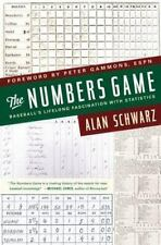 The Numbers Game: Baseball's Lifelong Fascination with Statistics-ExLibrary