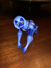 BEN TEN BEN 10 SPIDERMONKEY BLUE FIGURE 6 Legs VINTAGE TOY 10cm Spider Monkey
