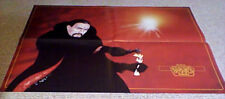 DOCTOR WHO MAGAZINE PIN-UP POSTER ANTHONY AINLEY THE MASTER ANDREW SKILLETER