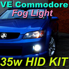 HID KIT FOR HOLDEN VE COMMODORE FOG LIGHTS SV6 SS SSV