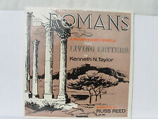 Romans A Paraphrased Epistle from Living Letters vinyl 2 Lps Word W-3418 sealed