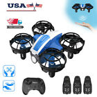 Holyton HS330 Hand Operated Mini RC Drone 3D Flip  Altitude Quadcopter 3 Battery