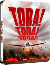 Tora! Tora! Tora! Steelbook Blu-Ray | (1970)