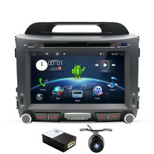 Android 7.1 2 din Car DVD player GPS Nav for KIA SPORTAGE SPORTAGE R 2010-2015