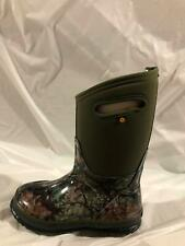 New Bogs Kids Classic Camo Boots Size 2