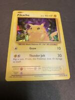 Pikachu 35//108 XY Evolutions-Shattered HOLO INGLESE NM