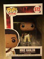 2018 Funko POP! Movies IT Mike Hanlon #572 Brand New. Free Shipping.