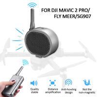 Drone Speaker Megaphone&Loudspeaker For DJI Mavic Air1 2 /MINI/Pro/Phantom ONY