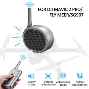 Drone Speaker Megaphone&Loudspeaker For DJI Mavic Air1 2 /MINI/Pro/Phantom SEL