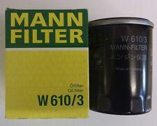 Filtro olio-MANN HUMMEL 1109CG- W610/3