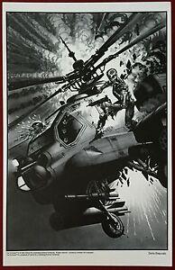 Terminator - 11x17 B&W Collecor Print By Dennis Beauvais - Dark Horse Comics