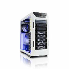 InWin GRone Zoostorm Full Tower Gaming Case, E-ATX, ATX, M-ATX, USB 3.0, White
