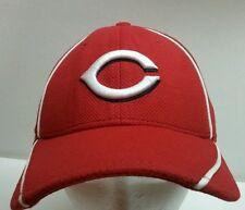 Cincinnati Reds New Era MLB 3930 Official Batting Practice Hat Fitted Med/Large