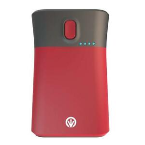 New iFrogz Golite Red Universal Portable External Charger Flashlight  9,000 mAh