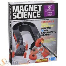 4 M Kidz Labs Imán Juguete Educativo experimento científico