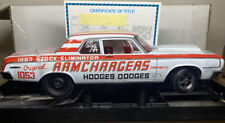 Danbury Mint 1964 DODGE Ramchargers 1/18 Scale Mint Condition VERY VERY RARE !!