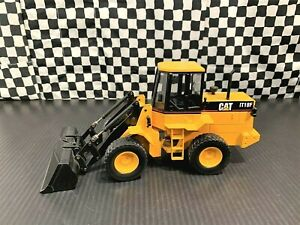 Joal Caterpillar IT18F Wheel Loader - Yellow/Black - 1:25 Diecast Boxed