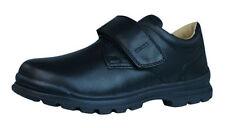 Sandales moyens à attache auto-agrippant en cuir pour garçon de 2 à 16 ans