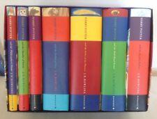 Harry Potter Complete Box 1st Edition Hardback Book Box Set Slipcase Bloomsbury