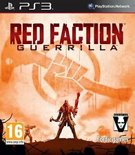 Red Faction: Guerrilla Sony PlayStation 3 PS3 Brand New