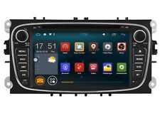 Android 5.1 Car DVD Player GPS Navi Radio for Ford Mondeo Focus S-Max 2007-2011
