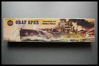 AirFix 1/600 Admiral Graf Spee Classic AirFix Factory Sealed Bag Series 4 Kit