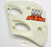KTM 125 MX Bj.93 - Tankverkleidung Kühlerverkleidung rechts