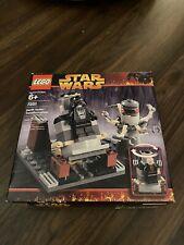 Lego Star Wars 7251- Darth Vader Transformation NIB Factory Sealed Retired Set