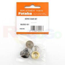 FUTABA BLS253 BLS451 SERVO GEAR SET AS4149 EBS3345