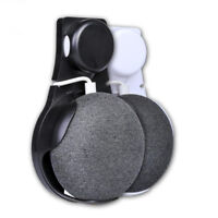 Black Wall Mount Holder Hanger Stand for Google Home Mini Voice Assistants UK SA