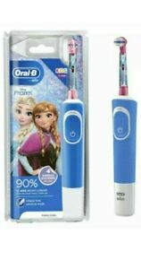 Oral-B Braun Stages Power Frozen Kids Electric Toothbrush
