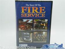 STORY OF THE FIRE SERVICE DVD FILM ATLAS REG 2 ENGINE 79 MINS HISTORY ARCHIVE T3
