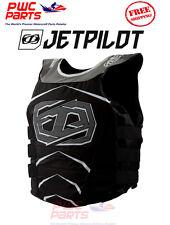JETPILOT APEX Side Entry USCG Approved Life Vest Jacket BLACK GRAY JP16212 L/XL