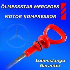 ÖLMESSSTAB MERCEDES MOTOR KOMPRESSOR W203 W208 W209 W211 SLK CLK CLC R170 R171