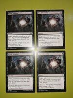 Harsh Scrutiny x4 Kaladesh 4x Playset Magic the Gathering MTG