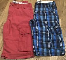 BOYS FAT FACE SHORTS BUNDLE AGE 10-11 YEARS - RRP £36 -