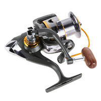 11BB Ball Bearings Spinning Reels Saltwater Sea Fishing Reel Gear Spool 5.2:1