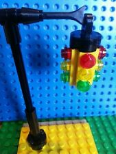 LEGO Custom Minifig Traffic Light (x1) Friends Harry Potter City Creator Roads!