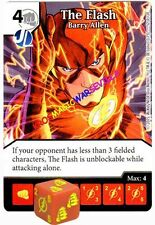 052 THE FLASH Barry Allen -Common- JUSTICE LEAGUE - DC Dice Masters