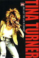 TINA TURNER : One last time live in CONCERT / NEW
