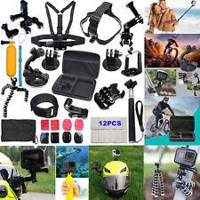 Accessories set fr Gopro go pro hero 7 6 5 Session 4 3 SJCAM/Xiaomi yi Kit Mount