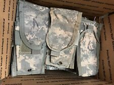 Lot of 24 Military Surplus Double Mag Pouches ACU Camo Molle