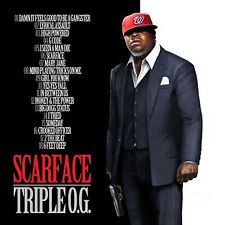 Best Of Scarface Triple O.G. / Greatest Hits Edition Mixtape CD