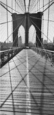 Silberman  Across Brooklyn Bridge(Titel unterhalb des Bildes9, Poster 100 x 50 c
